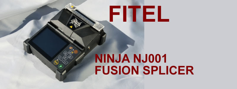 Buy a FITEL NINJA NJ001 Fusion Splicer
