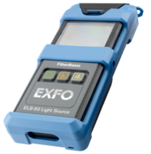 EXFO ELS50 SERIES STABILISED LIGHT SOURCE