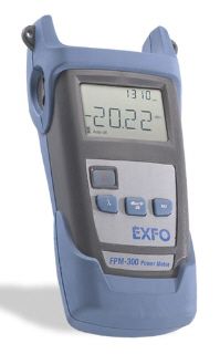 EXFO FPM300 OPTICAL POWER METER