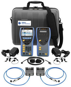 IDEAL LANTEK III 1000 DIGITAL CABLE ANALYSER