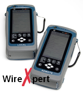 PSIBER DATA WIREXPERT DIGITAL CABLE ANALYSER