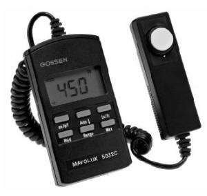 GOSSEN 5032 B / C USB PHOTOMETER